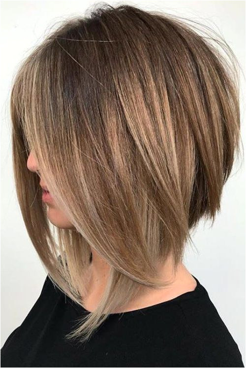 Bob Hairstyles with Highlights 2019 Popular Angled Bob Hairstyles for Women You Must Wear nowadays