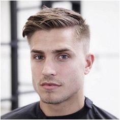 Mens schöne Frisuren blonde undercut hairstyles männer medium corte