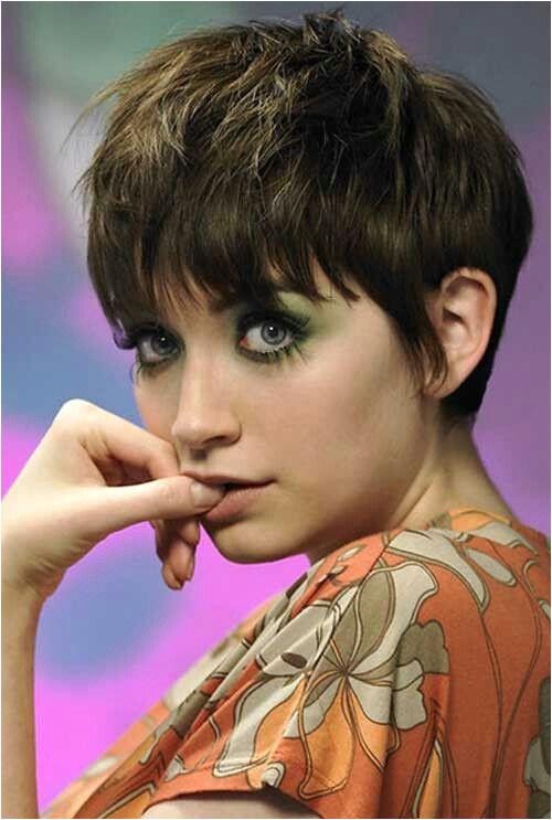 Cute Short Hair With Bangs Girl Short Hair Hairstyles With Bangs Pixie Hairstyles