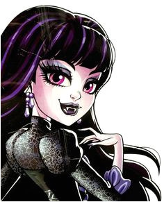 Elissabat Monster High School Monster High Art Monster High Characters Monster High Dolls