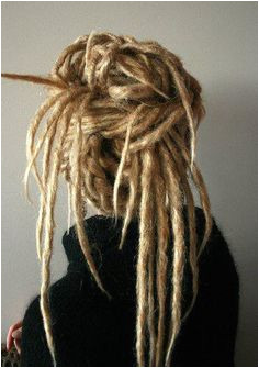 sometime in my life i WILL have dreads Dreadlocks that are blonde