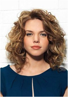 layered curly hairstyles More Medium Length Curly