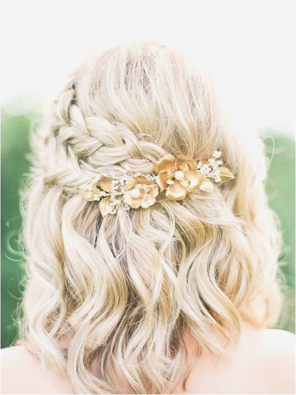 Gallery of Shoulder Length Wedding Hairstyles