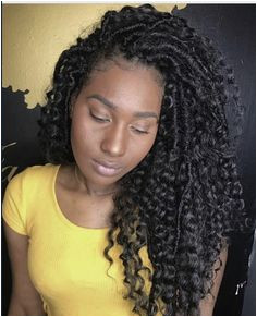 Gypsy Curly Faux Locs naturalCurlyHairStyles