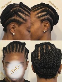 Crochet Pattern for ponytail