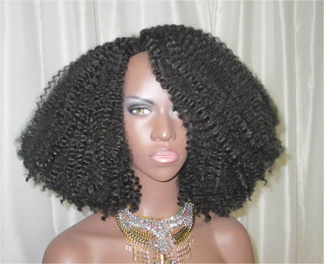 Textured Tresses fro Unit natural hair wigs wig crochet wig black hairstyles braid out