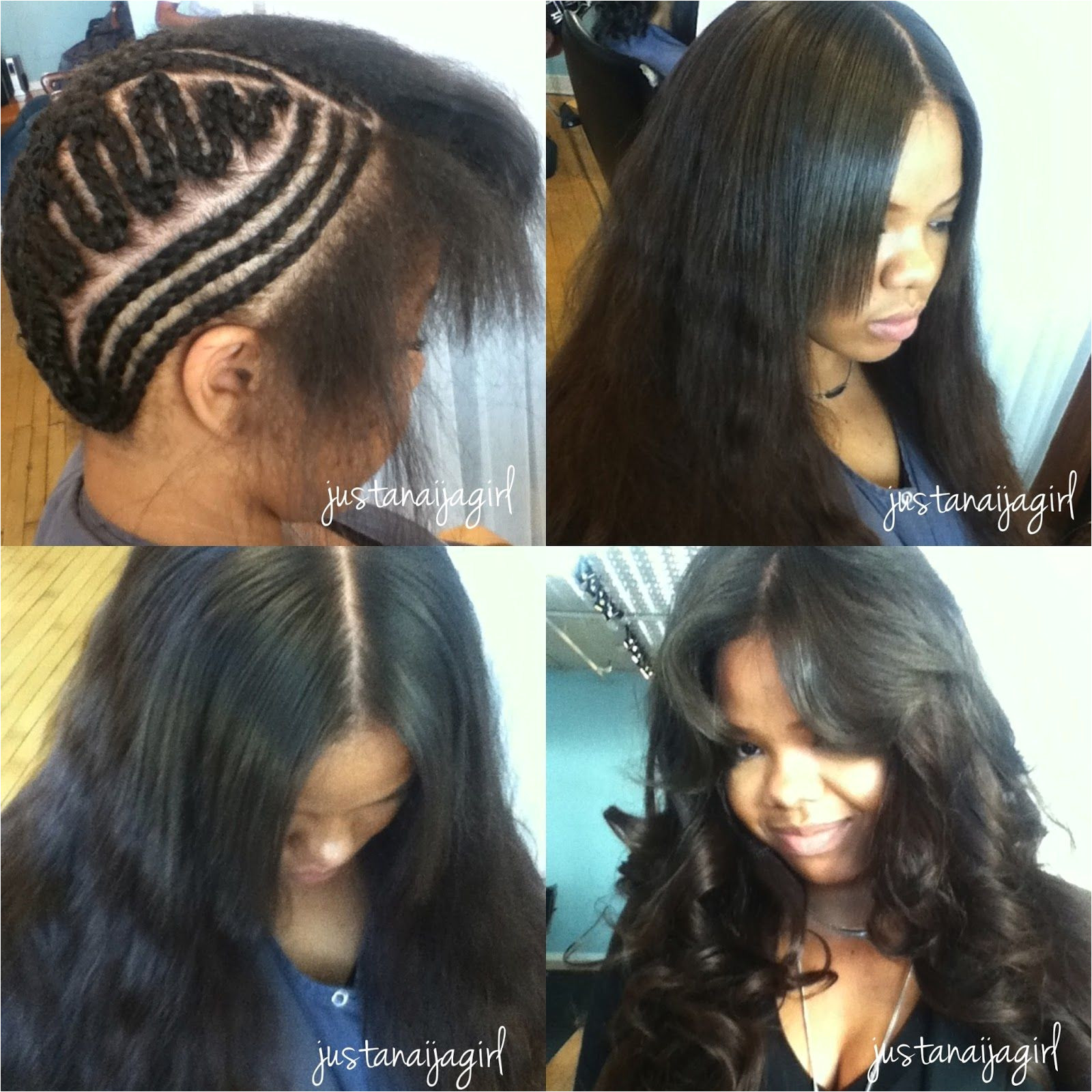 crochet braids with straight hair Google Search