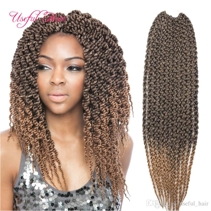 22inch 4s BOX Braids 12stands Pcs Syntheitc Crochet Hair Extension 3d Cubic Crochet Braids Twist Hair Extension For Marley Braid Hair Freetress Finger Roll