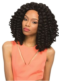 Outre X Pression Crochet Braid CUEVANA BOUNCE