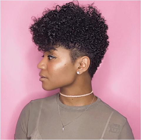 TWA Tapered Cut Perfection IG iam tiffanynee naturalhairmag naturalhair