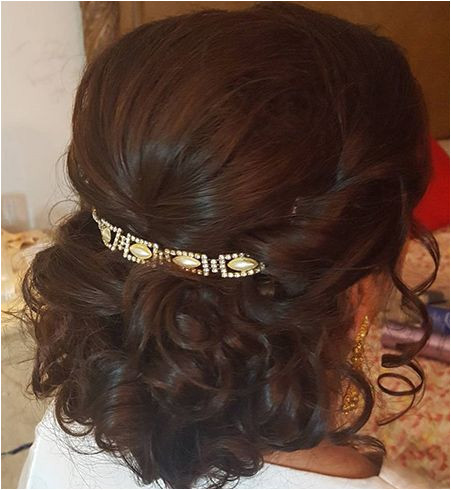 Fancy Clip Curly Bun Fancy Clip Curly Bun Wedding Hairstyles
