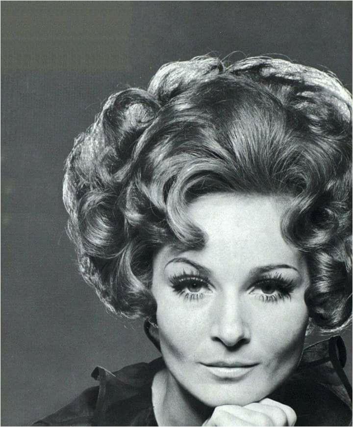 Retro Updo 1960s Hair Salon Equipment Retro Hairstyles Hair Designs Curl