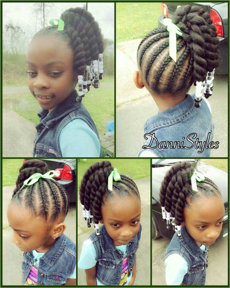 Cute Little Girl Curly Hairstyles Beautiful 16 Fresh Cute Hairstyles for Black Girls Concept Cute