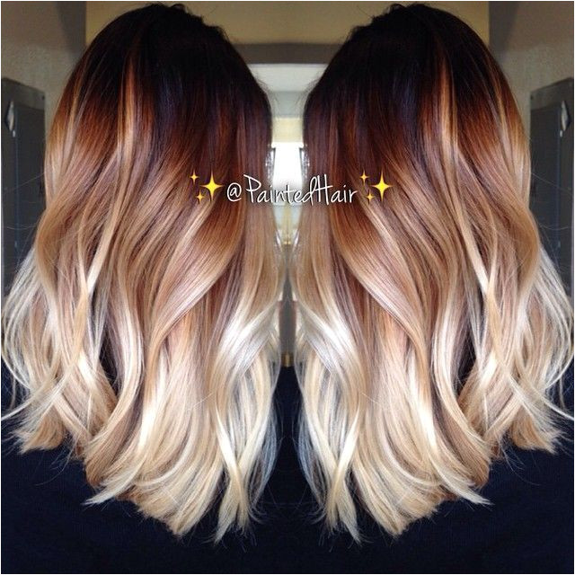 10 Two Tone Hair Colour Ideas to Dye For Crafts