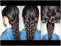 Interwoven Basket 11 Strand Braid tutorial Surprising un plicated from Braided Hairstyles TutorialsCute