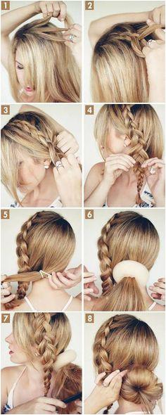 20 Amazing Braided Hairstyles Tutorials