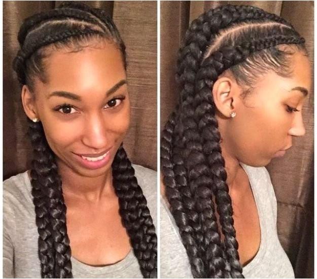 A Cute Girl Hairstyles Elegant New Braids Hairstyles Best Micro Hairstyles 0d Amazing Hairstyles
