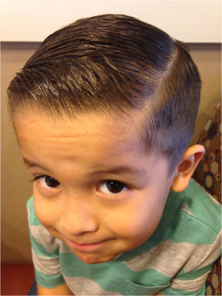 101 Trendy and Cute Toddler Boy Haircuts Hair