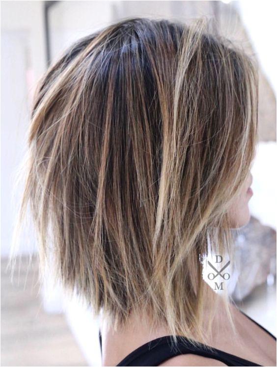 Trendy Medium Hairstyle Women Shoulder Length Haircut Ideas