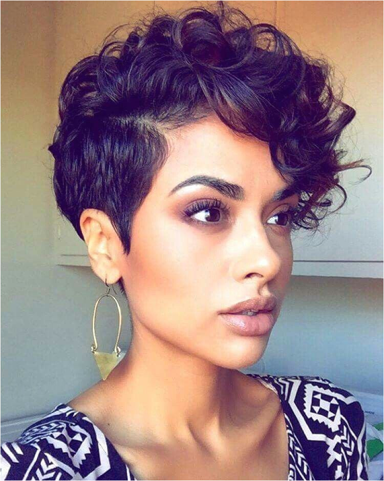 Cute Hairstyles for Thick Curly Hair Short Hairstyles Curly Hair Short Haircut for Thick Hair 0d