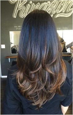 Long layers make such cute hairstyles for long hair