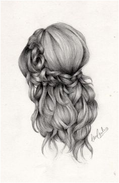 Hairstyle Cute DrawingsColorful