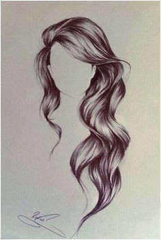 Long Hair Drawing Hair Styles Drawing Drawing Tips Girl Hair Drawing Drawing