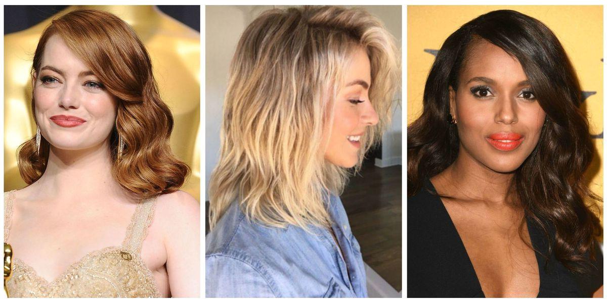 landscape wavy hair tips