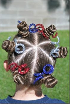 35 Hairstyles for the 4th of July