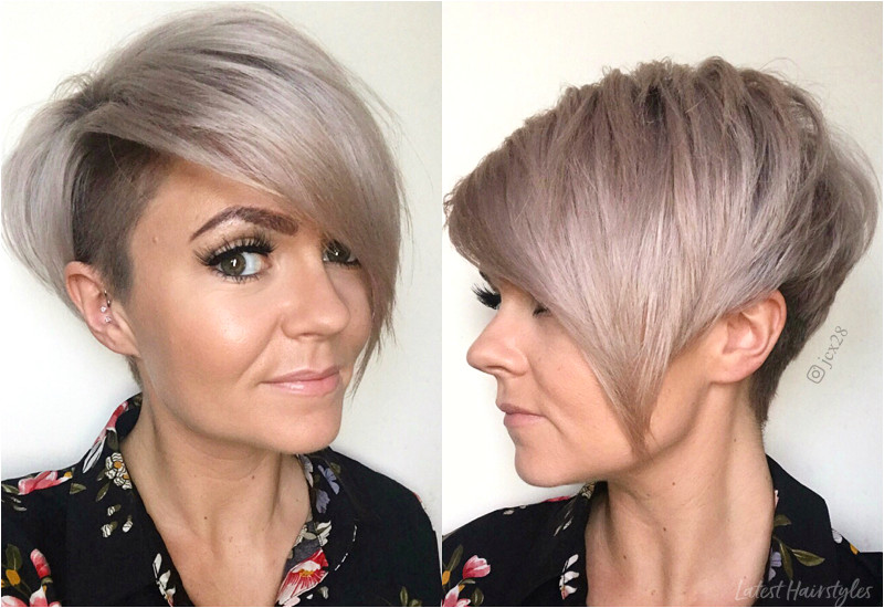 short haircuts hairstyles women over 40