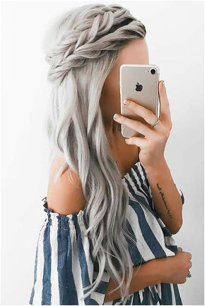 Cute Hairstyles for a First Date ☆ See more glaminati
