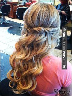 Half Up Wedding Hair half up wedding hair Down Hairstyles