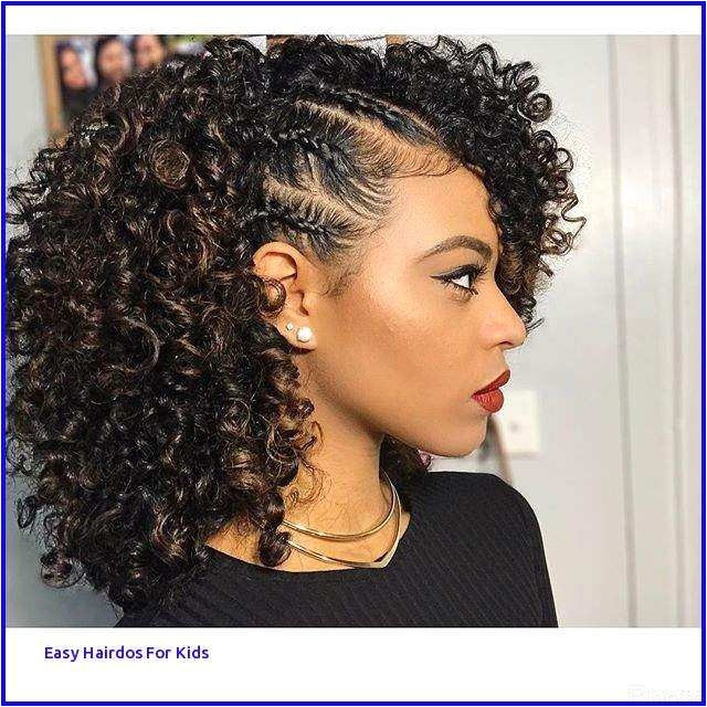 Cute Easy Girls Hairstyles Luxury Cute Easy Hairstyles for Curly Hair Easy Drawing A Girl with