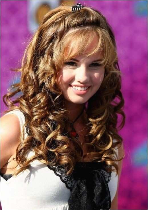 Hairstyle for Girls with Curly Hair Luxury Excellent Charming Curly Hairstyles Awesome Western Hairstyle 0d