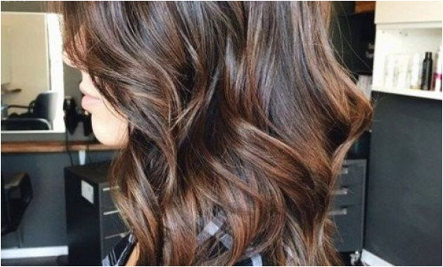 Hairstyles with Highlights and Lowlights Short Hairstyles with Highlights Brunette Hair Color Trends 0d