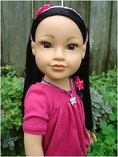 """Geoffrey Journey Girls CALLIE Doll 18"""" tall Beautiful Doll"""