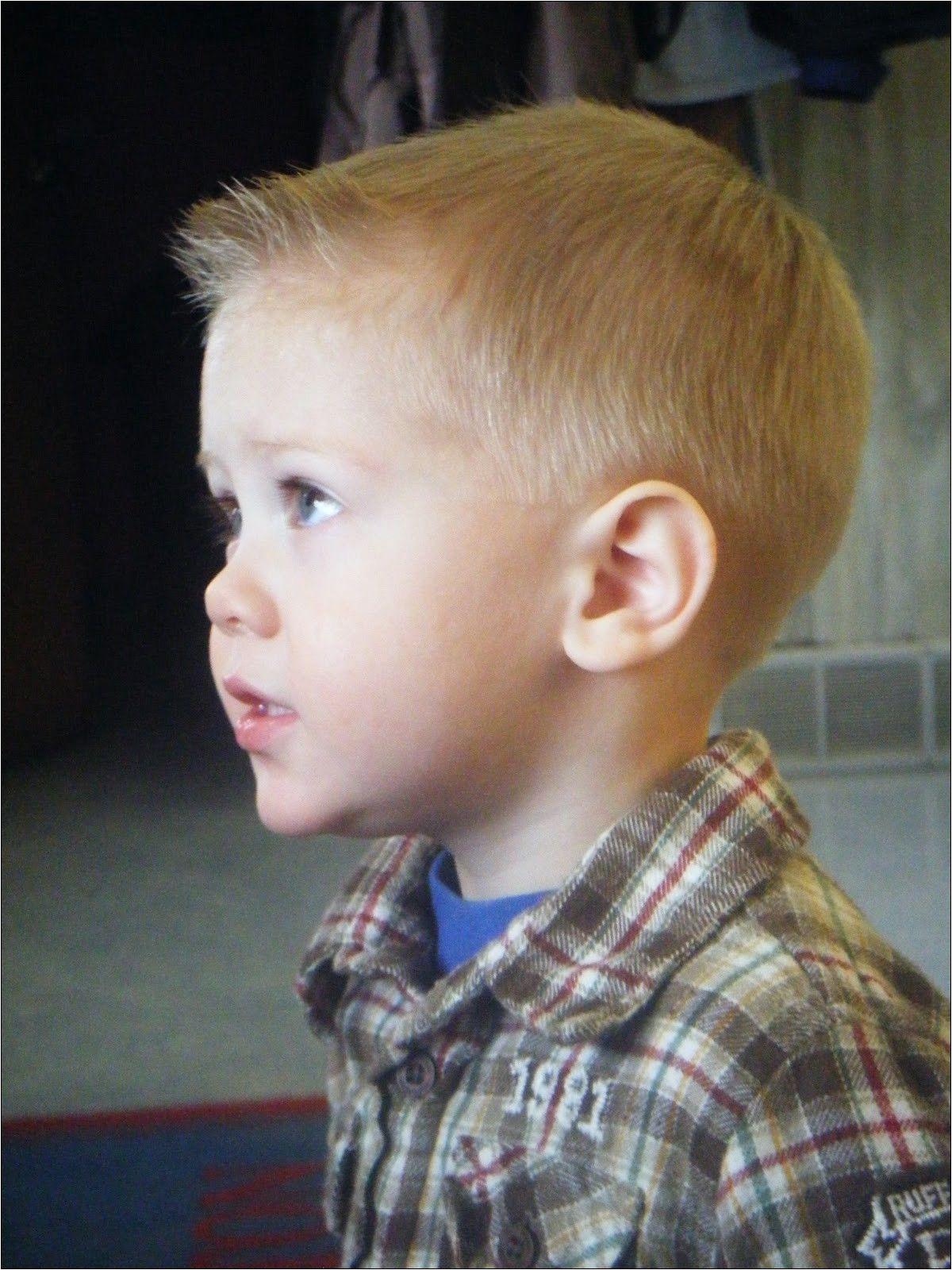 3 Year Old Haircut