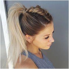 Cute Hairstyles For Medium Hair Ponytail Hairstyles Medium Hair Styles Short Hair Styles