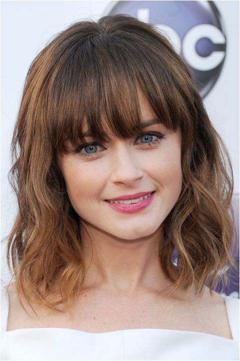 Cute Hairstyles if You Have Bangs 35 Best Hairstyles with Bangs S Of Celebrity Haircuts with Bangs