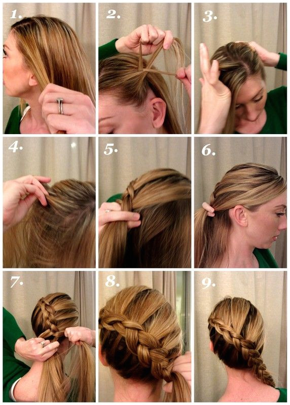How To The Hunger Games Katniss Braid for those who have never seen the movie or read the books a really cool braid