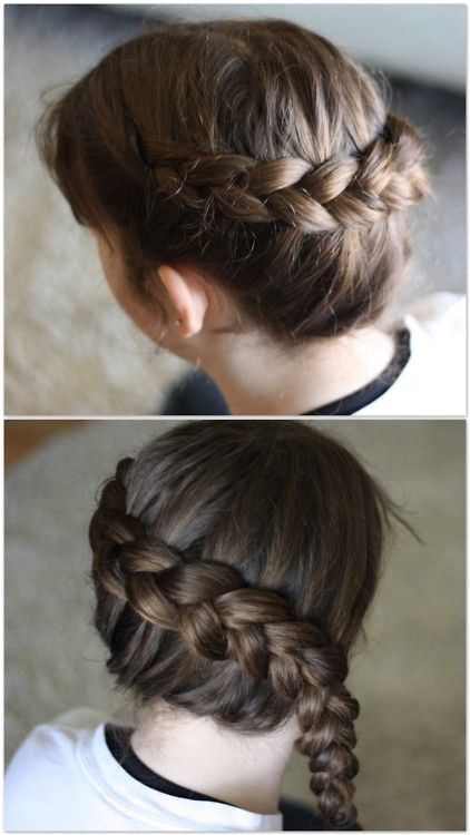 DIY Katniss Braid from the Hunger Games