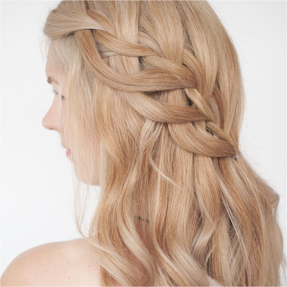 Next level waterfall braids search for loop waterfall to find the tutorial for this braid on xx