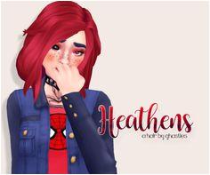 ghasties hair Sims 4 Cas My Sims Free Sims 4 Sims 4 Mm