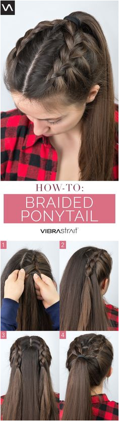 Loving this season s braid trend as much as we are Try out this fun and