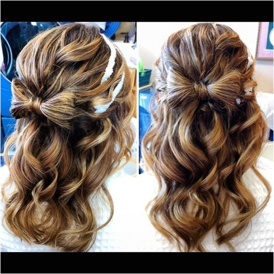 hair bow by Stacie09