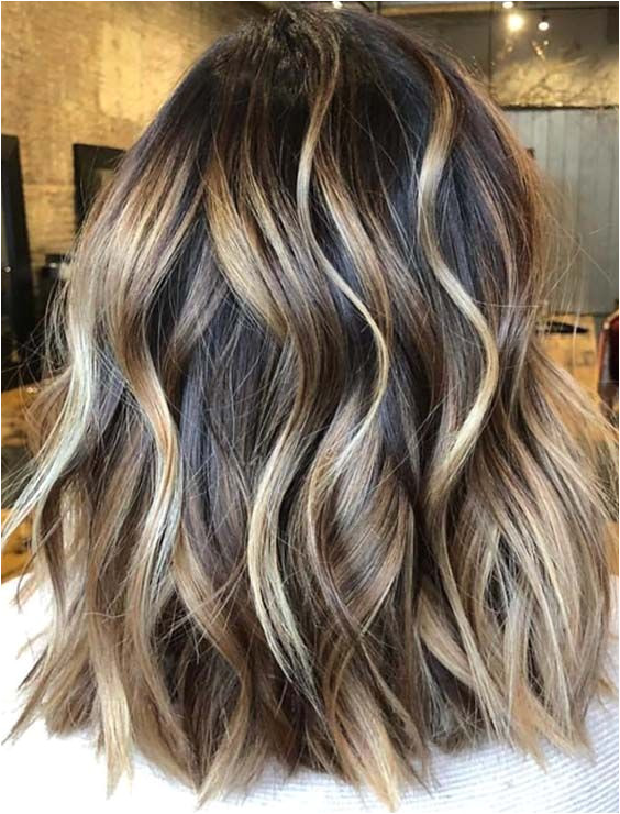 30 Natural Balayage Ombre Hair Color Trends for 2018 Hair Colors Highlights Pinterest
