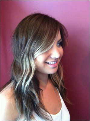 FAVORITE ombre highlights to date Natural beachy low maintenance A little bright for my taste but still cute