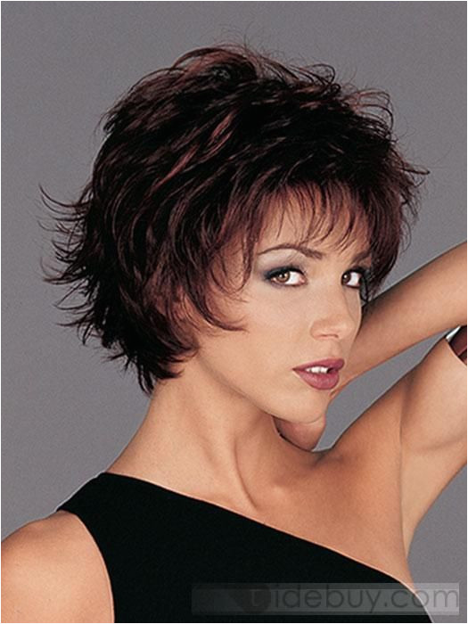 Plus Size Short Hairstyles for Women Over 50