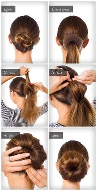Cute Rotc Hairstyles 66 Best Ballerina Hair Styles Images