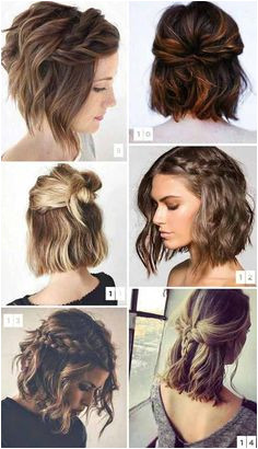 11 Romantic Valentine s Day Hairstyles for Short Hair for you in 2019 Have A Look